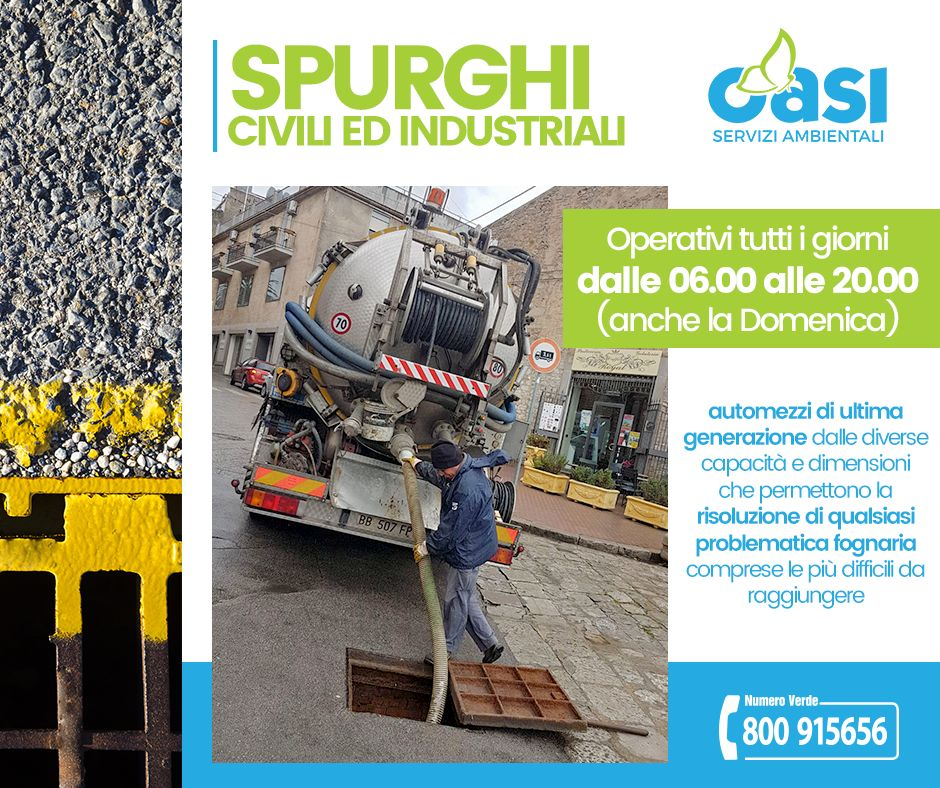 Spurghi Civili ed Industriali